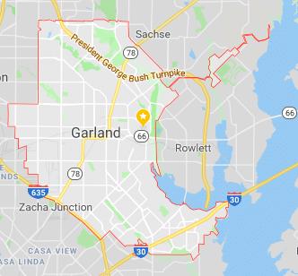 City of Garland, Texas